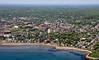 Lynn Beach and Lynn, Massachusetts.